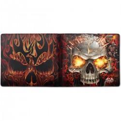 Peněženka Spiral Direct - Skull Blast