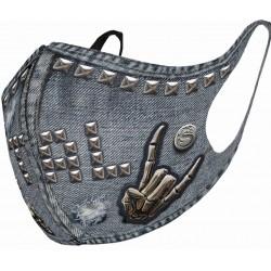 Ochranná maska Spiral Direct - Thrash Metal