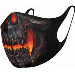 Ochranná maska Spiral Direct - Skull Lava