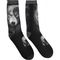 Ponožky Spiral Direct - Wolf Chi