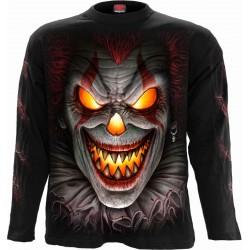 Pánské tričko s dlouhým rukávem Spiral Direct - Fright Night
