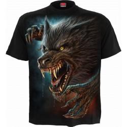 Pánské tričko Spiral Direct -  Wild Moon