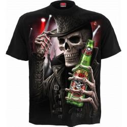 Pánské tričko Spiral Direct -  Triple 6