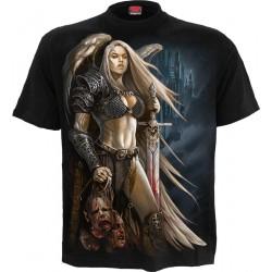 Pánské tričko Spiral Direct -  Angel Warrior