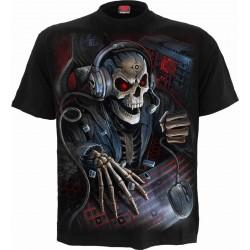 Pánské tričko Spiral Direct -  PC Gamer