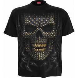 Pánské tričko Spiral Direct -  Black Gold