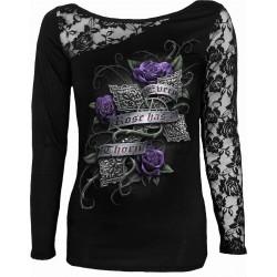 Dámské tričko Spiral Direct - Every Rose