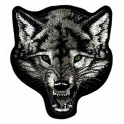 Nášivka - Angry Wolf