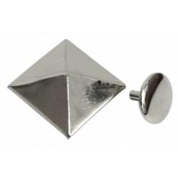 Ozdoba na kůži či textil - Pyramida