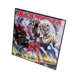 Obraz Iron Maiden - Number of the Beast