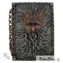 Poznámkový blok - Tree Beard