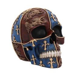 Dekorační Figurka - Medieval Skull