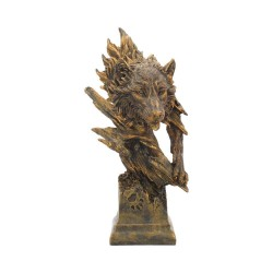 Dekorační Figurka - Wolf
