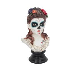 Dekorační Figurka - Flores De Los Muertos