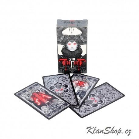 Tarotové karty - Nekro