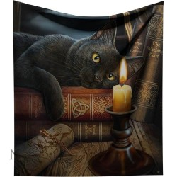 Přehoz s potiskem - Witching Hour
