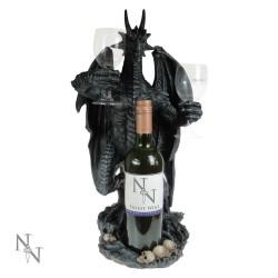 Stojan na víno - Dragon Wine Guardian