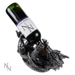 Stojan na víno - Dragon Gothic