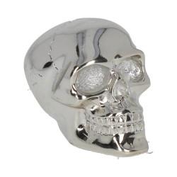 Hlavice řadící páky - Silver Skull
