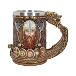 Korbel Na Pivo - Drakkar Viking