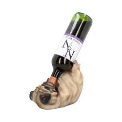 Stojan na víno - Pug