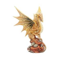 Dekorační Figurka - Adult Desert Dragon