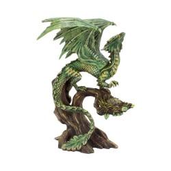 Dekorační Figurka - Adult Forest Dragon