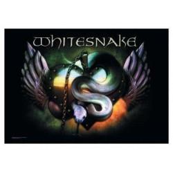 Vlajka Whitesnake