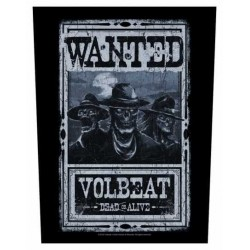 Nášivka Volbeat - Wanted