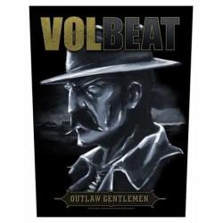 Nášivka Volbeat - Outlaw Gentlemen
