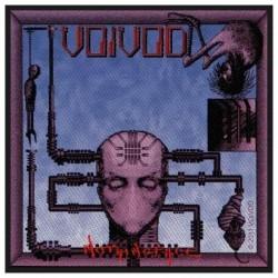 Nášivka Voivod - Nothing Face