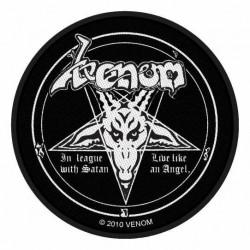 Nášivka Venom - In League With Satan