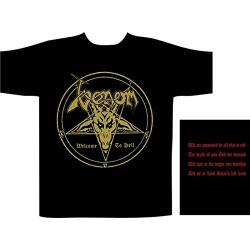 Pánské tričko Venom - Welcome To Hell