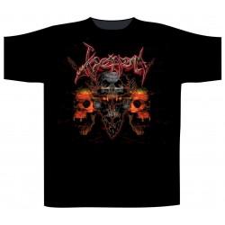 Pánské tričko Venom - Skulls