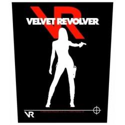 Nášivka Velvet Revolver - Contraband