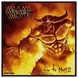 Nášivka Vader - Go to Hell