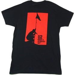 Pánské tričko U2 - Blood Red Sky
