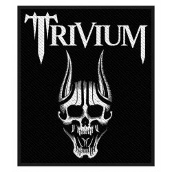 Nášivka Trivium - Screaming Skull