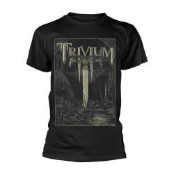 Pánské tričko Trivium - Battle