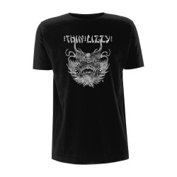 Pánské tričko Thin Lizzy  - China Town