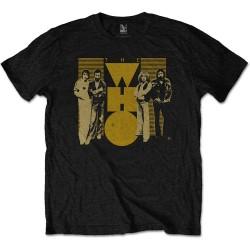 Pánské tričko The Who - Yellow
