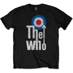 Pánské tričko The Who - Elevated Target