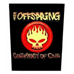 Nášivka The Offspring - Conspiracy Of One