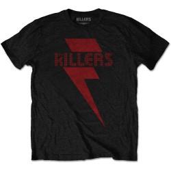 Tričko The Killers - Red Bolt