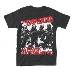 Pánské tričko The Exploited - Attack