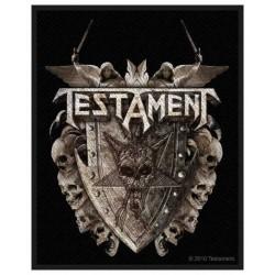 Nášivka Testament - Shield