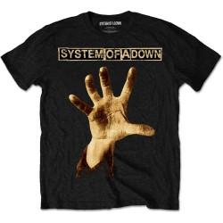 Pánské tričko System Of A Down - Hand