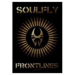 Vlajka Soulfly - Frontlines