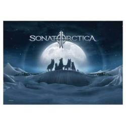 Vlajka Sonata Arctica - Iced