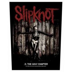 Nášivka Slipknot - The Gray Chapter